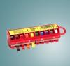 Диспенсер для цветовой маркировки проводов и кабелей Scotchcode. Маркировка