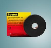 Самослипающаяся изоляционная лента Scotch 23