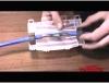 подводный кабель заливная муфта